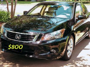 $8OO I sell my family car 🔥🔥2OO9 Honda Accord Sport𝓹𝓸𝔀𝓮𝓻 𝓢𝓽𝓪𝓻𝓽!!🔥🔥 for Sale in Boston, MA