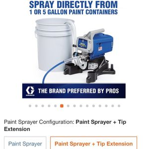 Brand New Paint Sprayer for Sale in Harrisburg, PA