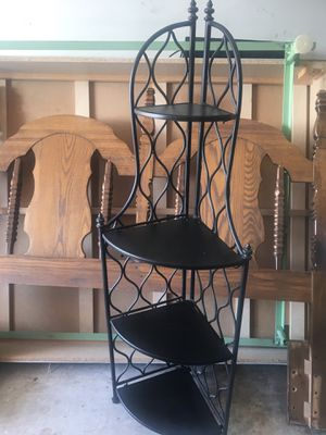 Corner Bakers Rack for Sale in Richmond, TX