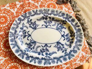 Copeland - Spode blue platter for Sale in Littleton, CO