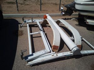 Adrian steel ladder rack for Sale in Hesperia, CA