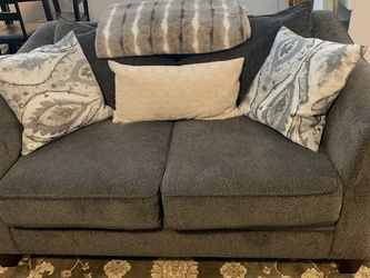Ashely Brand Sofa And Loveseat Set for Sale in Franklin Township,  NJ