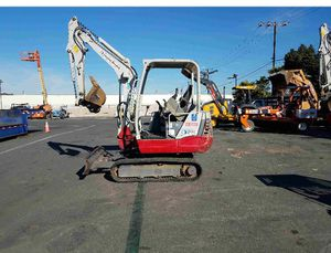 2013 Takeuchi Mini Excavator for Sale in Long Beach, CA