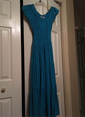 Full length summer dress for Sale in Flowery Branch, GA