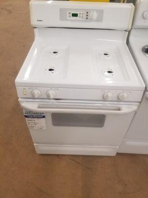 White Kenmore gas range Affordable182 for Sale in Denver, CO