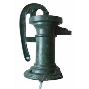 Garden Treasures Antique Pump Barrel Fountain Kit 026338 New for Sale in Bannockburn, IL