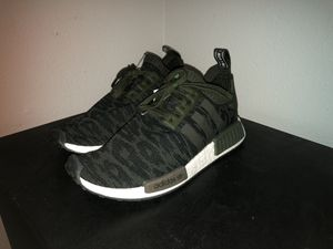 NMD PrimeKnit cargo SIZE 10 for Sale in Orlando, FL