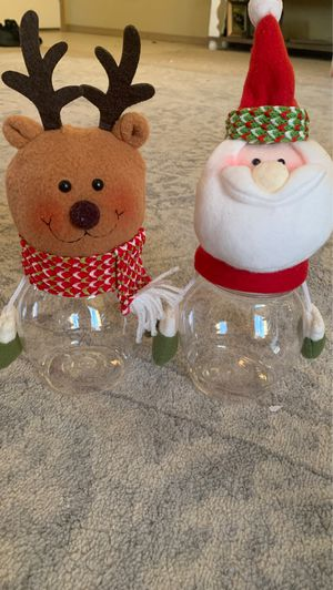 Plastic Christmas Decor for Sale in Puyallup, WA