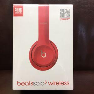 Beats solo 3 wireless headphones for Sale in San Diego, CA