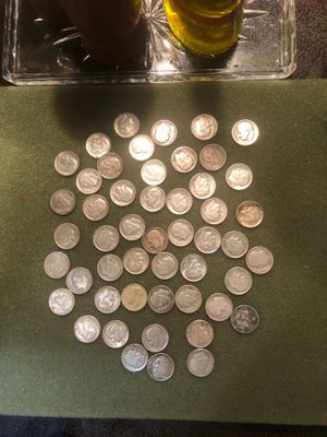 Roosevelt silver dime Coins for Sale in Livonia, MI