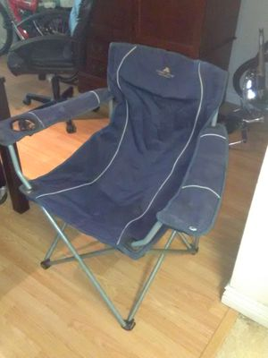 Large camping chair for Sale in Salt Lake City, UT