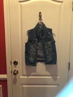 Blue jean jacket for Sale in Sterling, VA
