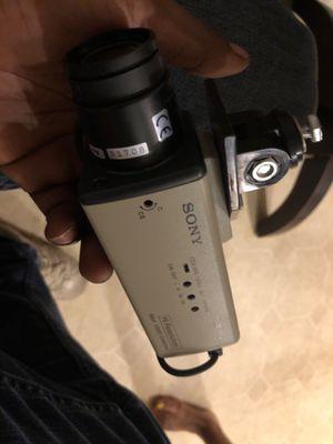 3 Sony hi resolution b&w video cameras for Sale in Evesham Township, NJ