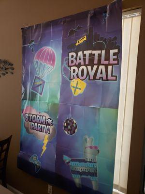Fortnite party decor for Sale in Union City, CA
