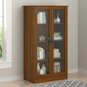 Heirloom Storage Cabinet with 4 Shelves New with Box (Cherry) for Sale in Las Vegas, NV