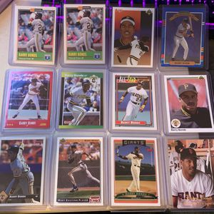 Barry Bonds baseball cards for Sale in Stanton, CA