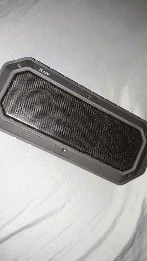 iLuv bluetooth speaker for Sale in Silver Spring, MD