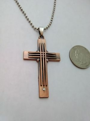 Cross Necklace for Sale in Columbus, OH
