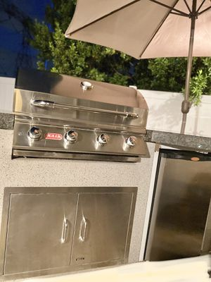 Bull BBQ Barbecue Grill Kitchen Bar Outside/Outdoors for Sale in Davie, FL