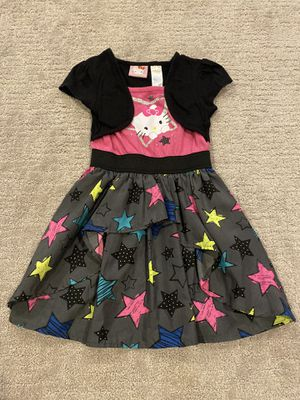 Cute Hello Kitty dress for girls for Sale in Las Vegas, NV