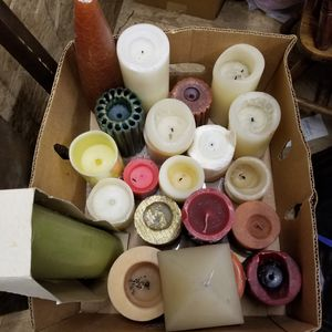 Candles, candles, and more Candles! for Sale in Cashmere, WA