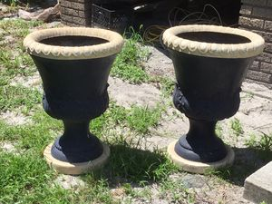 2 Plant boxes for Sale in Gulfport, FL