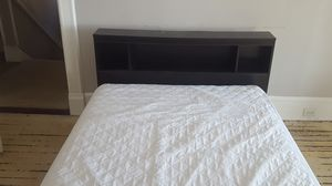 Full size bed and bed frame for Sale in Macon, GA