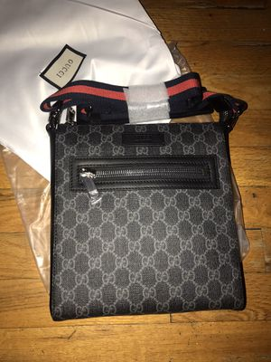 Gucci GG supreme messenger bag for Sale in New York, NY