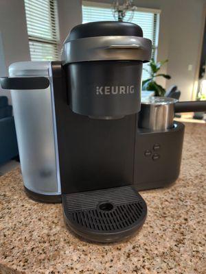 KEURIG K-Cafe Charcoal/Grey for Sale in Pembroke Pines, FL