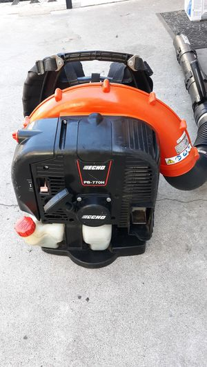 Commercial Echo leaf blower PB-770H for Sale in Paramount, CA