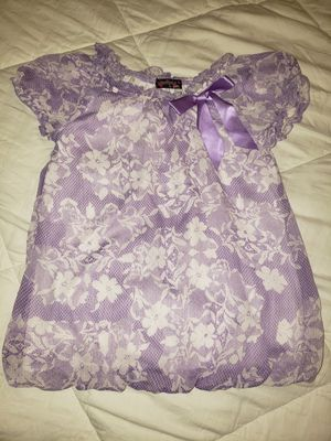 Girls Chiffon Dress Shirt for Sale in Lombard, IL