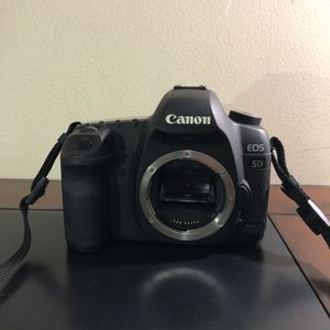 Canon 5D mark 2 for Sale in Long Beach, CA