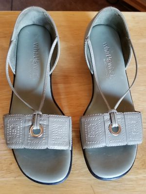 WHAT'S WHAT BY Aerosoles Women's Sandals. for Sale in Stockton, CA