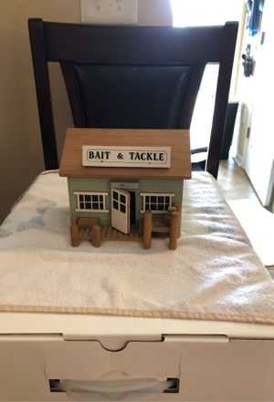 Bait & tackle music box for Sale in Spring Hill, FL