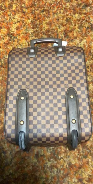 Louis Vuitton Luggage Bag (Brown) for Sale in San Jose, CA