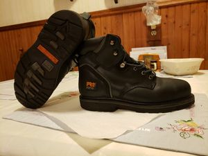Like New Men's Temberland PRO work boots for Sale in Fairfield, CA