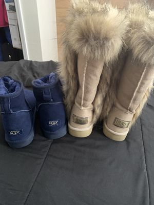 Uggs lot new size 7 for Sale in Plant City, FL