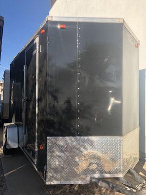 2017 Enclosed Trailer cargo trailer x-tall for Sale in Phoenix, AZ