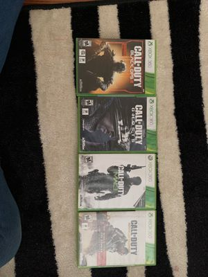 Call of duty Xbox 360 game for Sale in Springfield, VA