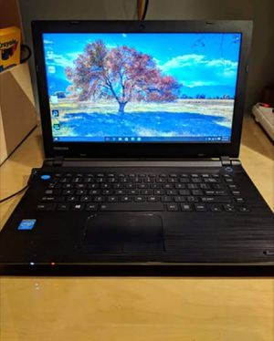 Toshiba satellite laptop / HP wireless printer/copier/ Router for Sale in Hampton, VA