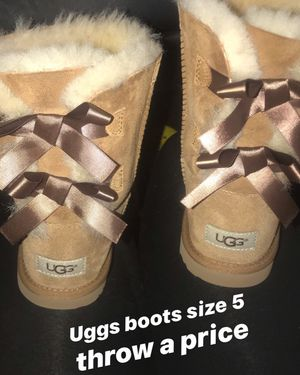 UGGS BOOTS for Sale in Houston, TX