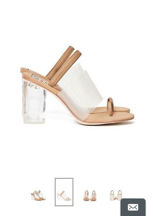New Jeffrey Campbell Clear Heels for Sale in West Palm Beach, FL