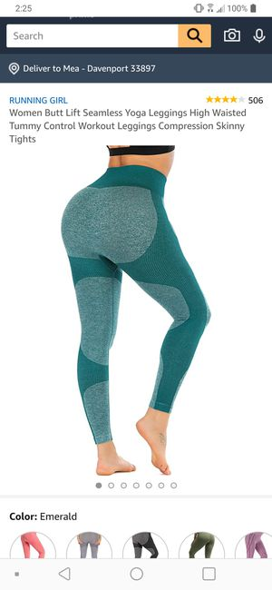 Yoga Pants Small for Sale in Davenport, FL