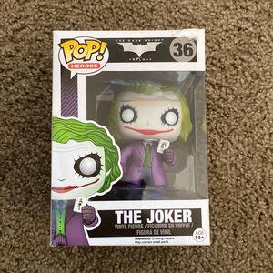 The Joker Pop Heroes Vinyl Figure for Sale in Mountain View, CA