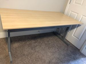 Very clean desk. for Sale in Seattle, WA