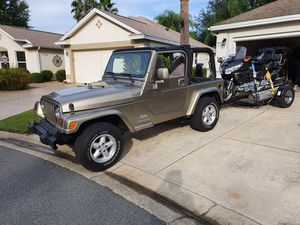 03 jeep tj for Sale in Denver, CO