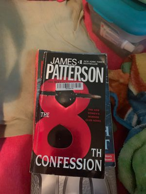 James Patterson - Women's murder club series books 8-10 for Sale in Milton, MA