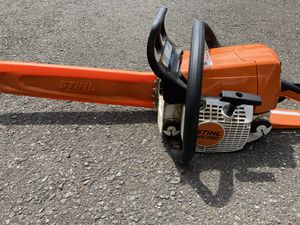 STHL ms250 chain saw sold as is for Sale in North Haven, CT
