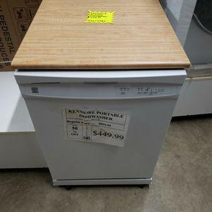 Kenmore Portable Dishwasher for Sale in Bainbridge, MD