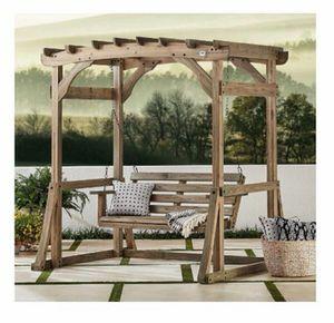 Swing Furniture Outdoor Garden Columpio para Pergola Patio Jardin Terraza Odessa Backyard Discovery 1906624 for Sale in Miami, FL